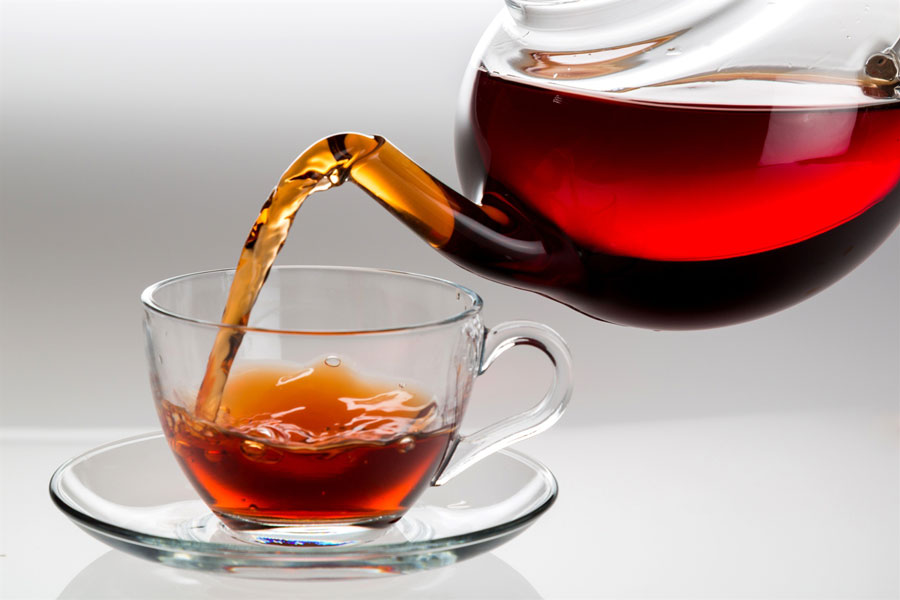 drink the African red tea